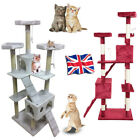 Extra Large Cat Tree Tower Cat Scratch Posts Climbing Activity Centre 180cm