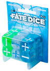 Fate Dice for Fate & Fudge Games by Evil Hat Productions- 12 D6 Atomic Robo Dice
