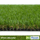 Artificial Grass Ullswater 27mm ONLY £8.49/m²! Astro Turf Fake Grass 2m 4m Cheap