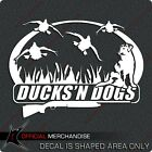 Duck Hunting Dog Decal Retriever Swamp Sticker