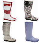 LADIES WELLIES WELLYS SNOW WOMEN WELLINGTONS BOOTS SIZE