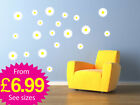 Wall Stickers Daisies, Stickers Daisies