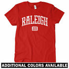 RALEIGH 919 Women's T-shirt - RDU Durham NC North Carolina Hurricanes - S-2XL $24.99 USD on eBay