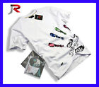 Mens J&R T-shirts BNWT White Grey sz M L XL RRP$44.95