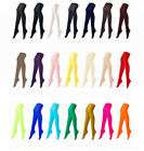 Colorful Opaque Pantyhose Stockings Tights Leggings 80 Denier Color Colour