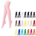 [Pink Color] Opaque Womens Pantyhose Stockings Tights Leggings Colour