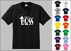 Like A Boss Funny Cool T-shirt