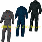 Panoply Mach2 Boilersuit Coverall Work Workwear Multi Pocket Trade Pro Trousers