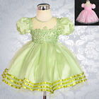 Gorgeous Infant Baby Flower Girl Dress Wedding Party Age 6M-24M FG158