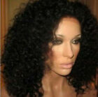 Charm Kinky Curl Indian Remy Human Hair Lace Front wig