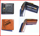 CLEARANCE stylish ID card slots 2 compartments patent leather Bifold man wallet