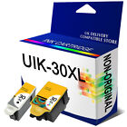 NON-OEM KODAK 30 XL BLACK & 30CL COLOR INK REPLACE FOR ALL-IN-ONE PRINTER