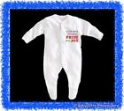 BabyGro / Sleepsuit Boy/Girl/Unisex - i am my uncles pride and joy
