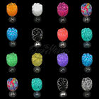 5 bag Magic Crystal Mud Soil Water Beads Flower Planting Wedding Vase Decor New