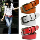 Fashion Women's Genuine Leather Belts Pin Buckle Waist Strap Free Shipping IR17