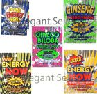 ENERGY NOW HERBAL SUPPLEMENT 144 PACKETS! ULTRA , GINSENG,GINKGO BILOBA,PURE!
