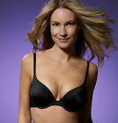 NEW Panache Atlantis Solutions T-Shirt Bra 5941 Black 30-38 AA-E Cups