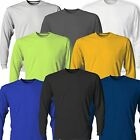 Men's Long Sleeve Loose Fit Rash Guard Surf Shirt Water Sports Swimwear