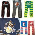 Внешний вид - Busha Animal Design Brand New Baby Toddler Boy Girl Leggings Trousers Pants USA