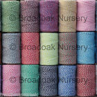 BEAUTIFUL COTTON BAKERS TWINE 100m SPOOL, UK Made in a divine range of colours..