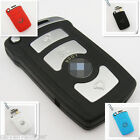 Silicone Protective Cover  BMW 7 SERIES Smart Entry Remote Key Case Shell FOB