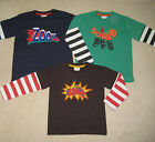 Mini Boden Applique  Pop T Shirt Top 1.5 to 14 years Bang Boing Zoom