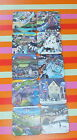 West Welsh Country Towns Painting Coaster Helen Elliott Wales/Cymru Churches bn