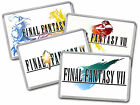 FINAL FANTASY Complete Collection Quality Fridge Magnet