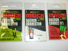 Maver Dacron connectors 3pk ALL SIZES Pole fishing tackle