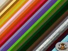 ACRYLIC FELT Upholstery COLORS 17 to 36  Fabric / Sold by the yard