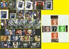 2013 Doctor Who All 30 Stamps of this issue (from all sources) mint nh condition