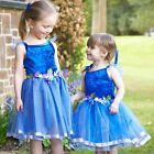Childrens / Toddlers Girls Flower Fairy Dressing up Ages 18 m to 8 Years