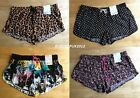 BNWT Women Girls Stylish Hot Pants Running Shorts Gym Beach Sports Yoga Workout