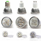 4W  High Power GU10/GU5.3/E27 Ultra Bright LED Spot Light Lamps Bulbs New