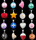 Harmony Ball Pendant Mexican Bell Pregnancy Bola Musical Chime Pendant necklace