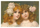 Victorian Beauties Sisters Quilt Block Multi Sizes FrEE ShiPPinG WoRld WiDE