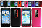 Any Cover Rubber Feel Skin Hard Case For  HTC EVO 3D/ EVO V/SHOOTER  Phone