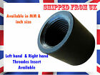 M6,M8,M10,M12,M20 Right Hand  Left and Threaded Insert / Tube Adaptor Rose Joint