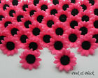 50X100X500X1000X Daisy Artificial Silk Flower Heads Wholesale Lots SF-01