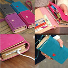 Multifunctiona Envelope Handle Wallet Purse Phone Case for iPhone 5 5S 5S S3 S4