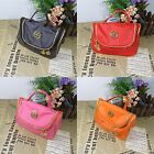 Hot Fashion Mixed Colors PU Vintage Handbag Style Women`s Cosmetic And Bag