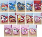 CHILDRENS CHARACTER KIDS JUNIOR TODDLER COTBED BED PLUS SPRUNG MATTRESS
