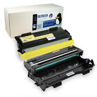 BROTHER REMANUFACTURED TN6600 MONO LASER INK TONER CARTRIDGE / DR6000 DRUM UNIT