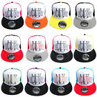 ADULTS MENS LADIES NEW YORK NY STATE PANEL SNAPBACK HIP HOP BASEBALL CAP HAT