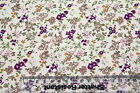 100% COTTON PRINT FABRIC CRAFT PATCHWORK MATERIAL CUSHIONS QUILTS CURTAINS HC877