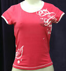 NEW AUTHENTIC WOMEN PEPE JEANS GRAPHIC TOP SIZE M