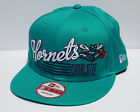 NBA NEW AUTHENTIC NEW ERA NEW ORLEANS HORNETS SNAPBACK on eBay