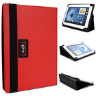 New! 10 Kroo R2 Universal Adjustable Folio Stand Cover for Tablets & E-Readers