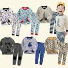 "[Korea] 2pcs Baby Infant Toddler Kid Boy Clothes Sleepwear Pajama Set""Mimir Boy"""