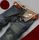 Brand New Fashion 2013 Leisure Casual Stylish Men's Jeans Pants For Man Cotton